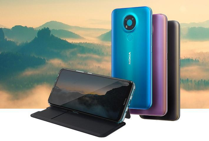 Nokia запустила новое поколение смартфонов (nokia 24 34 i 83 v rossii cena podarki i predzakaz 1)