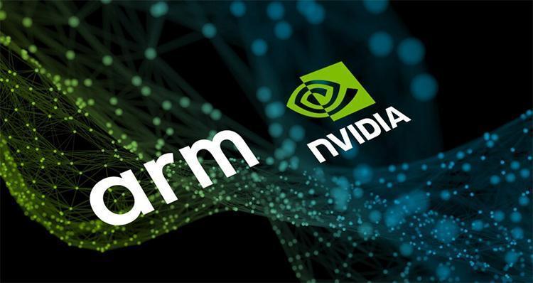 NVIDIA покупает ARM за 40 миллардов долларов (nvidiarm)