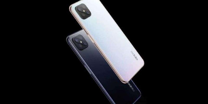 OPPO анонсировала смартфон OPPO Reno4 F. Его представят 12 октября (oppo A92s 3)