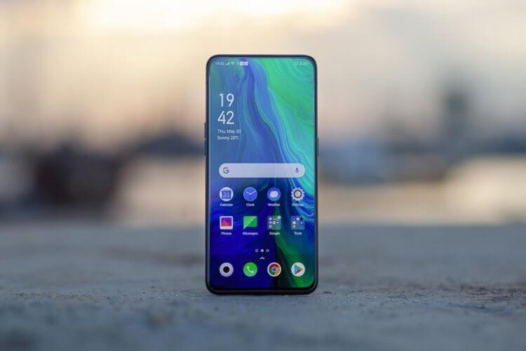 Xiaomi создаёт первый смартфон с камерой под экраном (oppo underscreen camera 750x500 1)