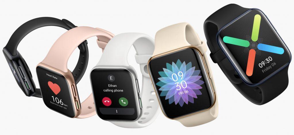 OPPO объявила о старте продаж в России умных часов OPPO Watch (oppo watch 1)