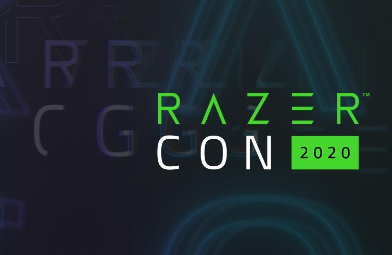 Razer проведёт конференцию RazerCon 10-го октября (razercon campaign hero v2 mobile)