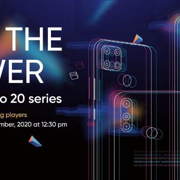 Realme представила линейку смартфонов Realme Narzo 20 (realme narzo 20 budet postavlyatsya s batareej emkostyu 6000 mach)