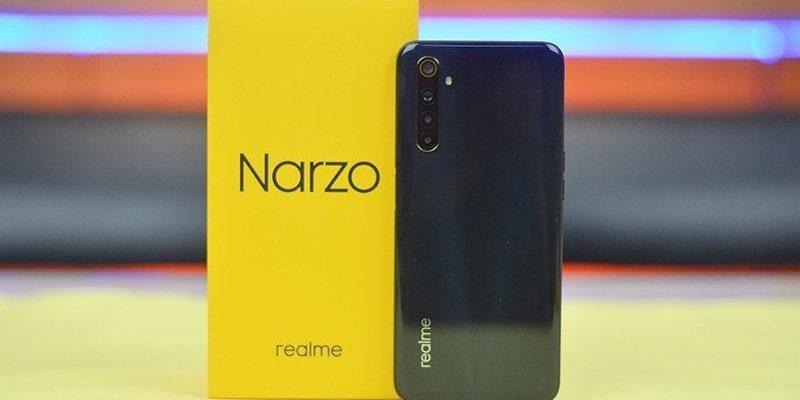 Realme анонсировала линейку смартфонов Narzo. Релиз состоится 21 сентября (realme narzo 3)