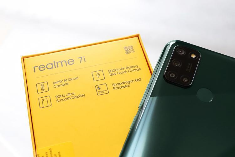 Realme представила смартфон Realme 7i с чипом Snapdragon 662, батареей на 5000 мАч и ценником в 215 долларов (realme0)