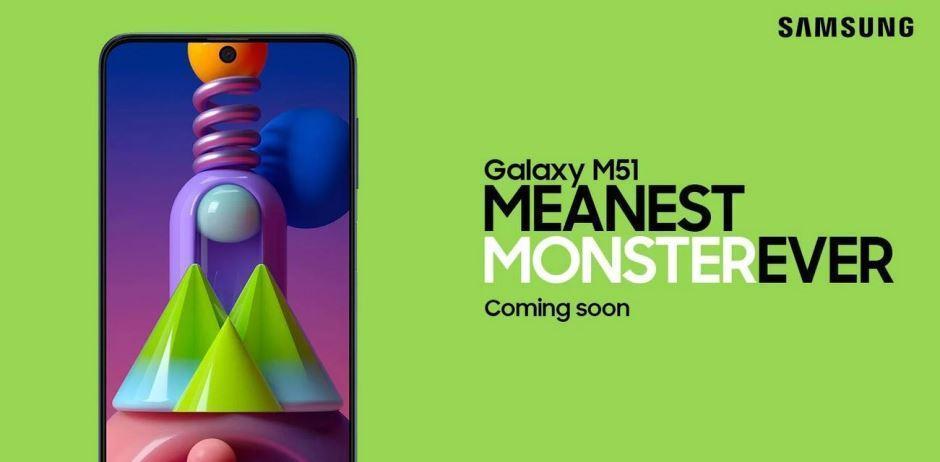 Монстр автономности Samsung Galaxy M51 приехал в Россию (samsungm51india2)