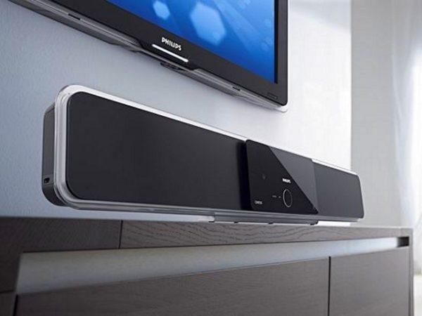 Компания TP Vision расширяет линейку Philips Fidelio тремя новыми продуктами (saundbar philips 600x450 1)