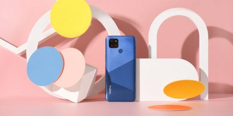 IFA 2020. Realme представила самый дешёвый 5G-смартфон (screenshot 2 large)