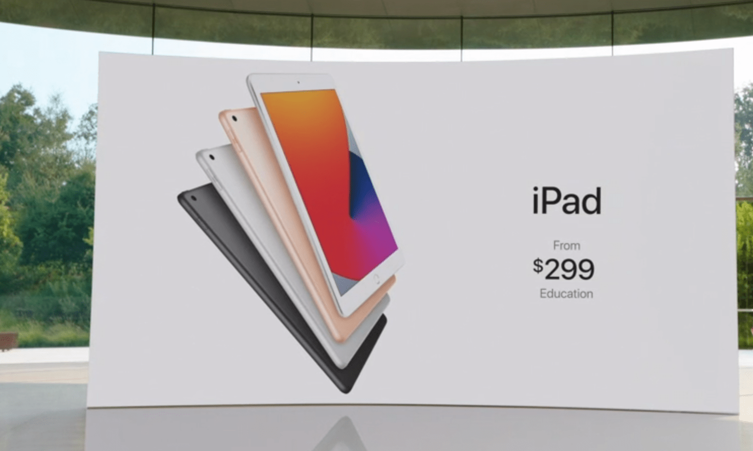 Новинка Apple: iPad 8 стал в два раза мощнее (snimok jekrana 77 1)