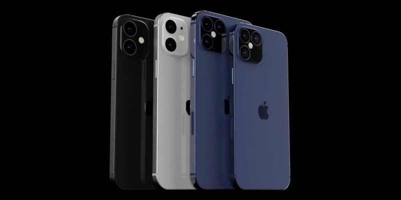 Когда Apple покажет новый iPhone 12 (temno sinij iphone 12 mozhet pomoch apple prodat do 68 millionov large large)