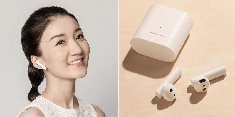 Xiaomi выпустит Pro-версию наушников Mi Air 2 (xiaomi air2 mi true wireless earphones 5 scaled 1)