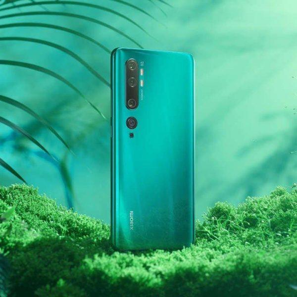 В сеть утекли характеристики смартфона Redmi Note 10 (xiaomi mi note 10 2)