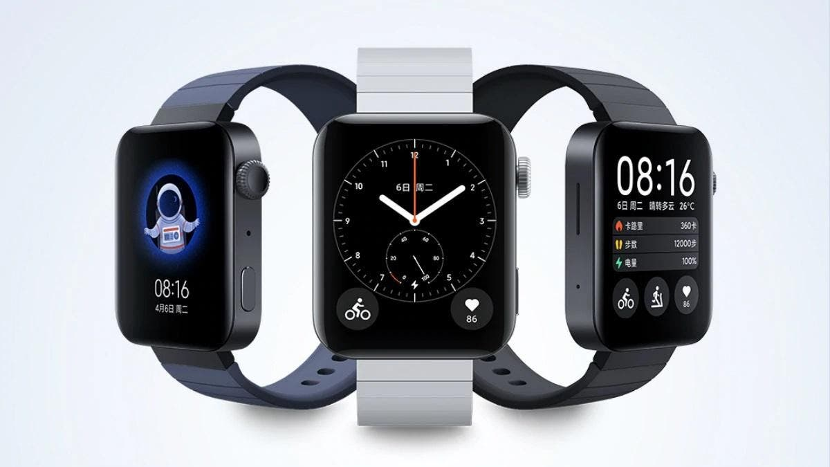 Xiaomi Mi Watch получат Lite версию по низкой цене (xiaomi mi watch smartwatch 1)