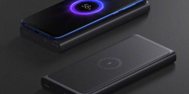 Xiaomi анонсировала беспроводной внешний аккумулятор ёмкостью 10000 мАч за 30 долларов (xiaomi power bank qi 10 000 mah 1 1280x720 1)