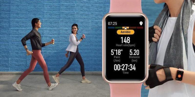Компания Huawei представила фитнес-часы Huawei Watch Fit (xliyltz2oygriwelbboxwyteyfhmz2)