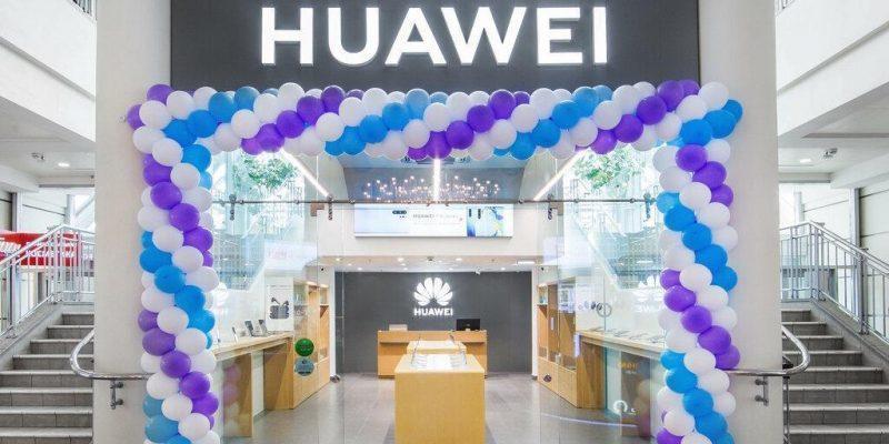 Huaewei откроет в России 50 новых розничных магазинов (xxl)