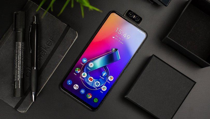 Когда ваш смартфон получит обновление до Android 11? (zenfone 6 androidpit)