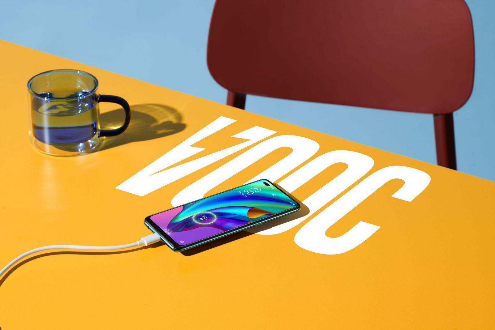 Oppo выпустил Reno4 Lite и Reno4 Pro 5G — первый 5G-смартфон OPPO в России (闪充vooc scaled)