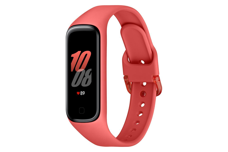 Samsung сделал Galaxy Fit2, новый недорогой фитнес-браслет (09 Galaxy Fit2 Scarlet r side 1)