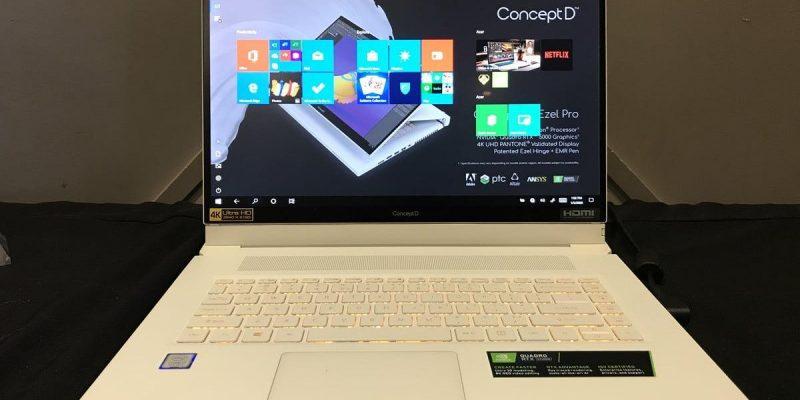 Acer выпустила два новых ноутбука и настольный ПК (1 5)