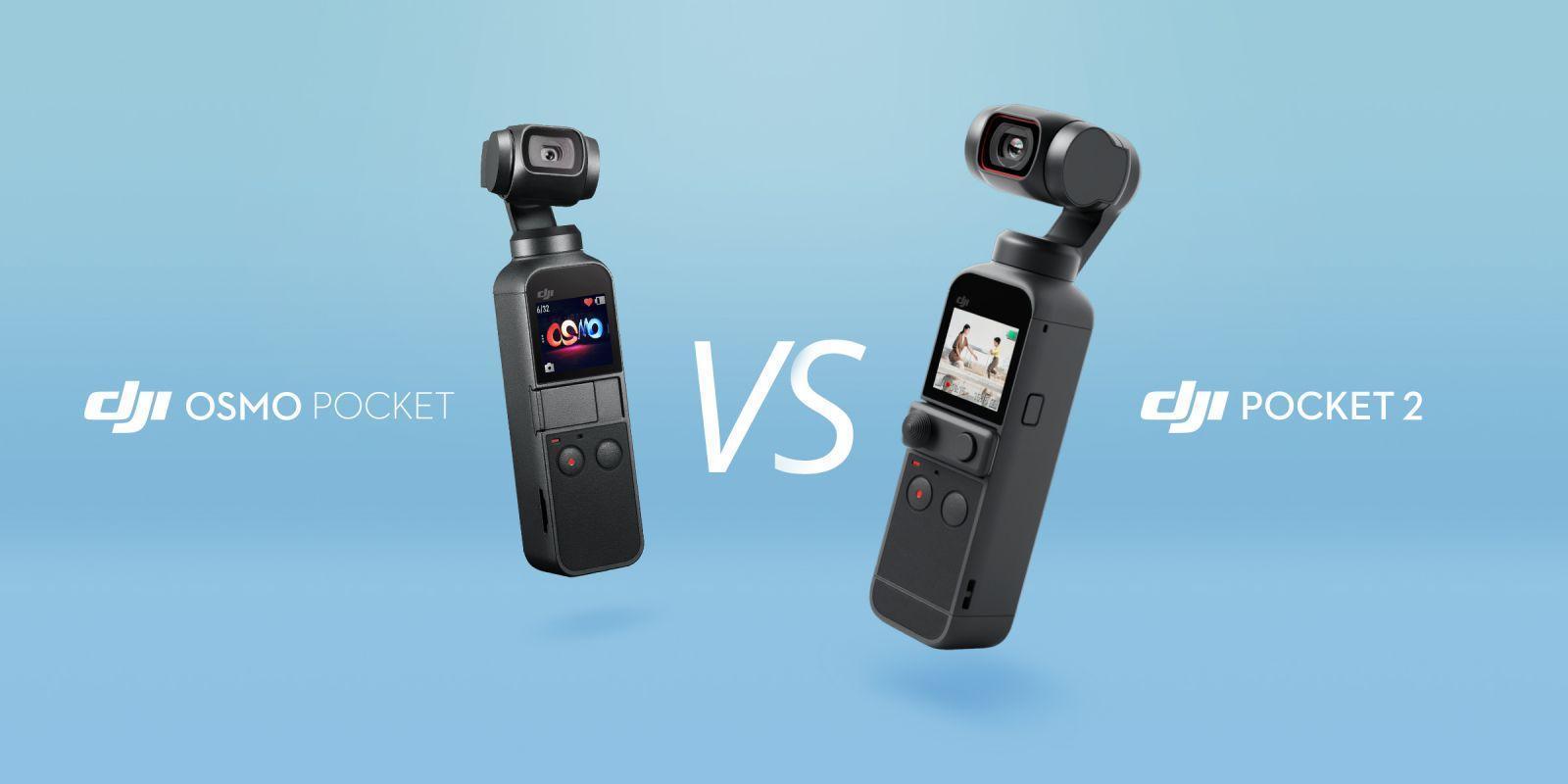 DJI выпустила Pocket 2 официально (1013 OP VS OP2)