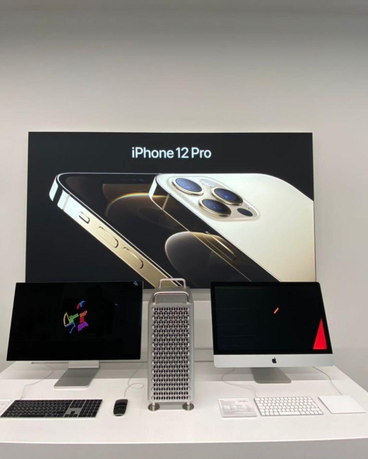 В России начались продажи iPhone 12 и iPhone 12 Pro (122252007 3727370837296243 4130738492561165762 o)