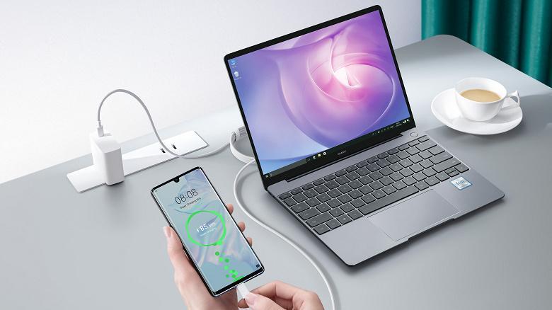Флагманский ноутбук HUAWEI MateBook X поступает в продажу в России (13 JPG 191227 large)