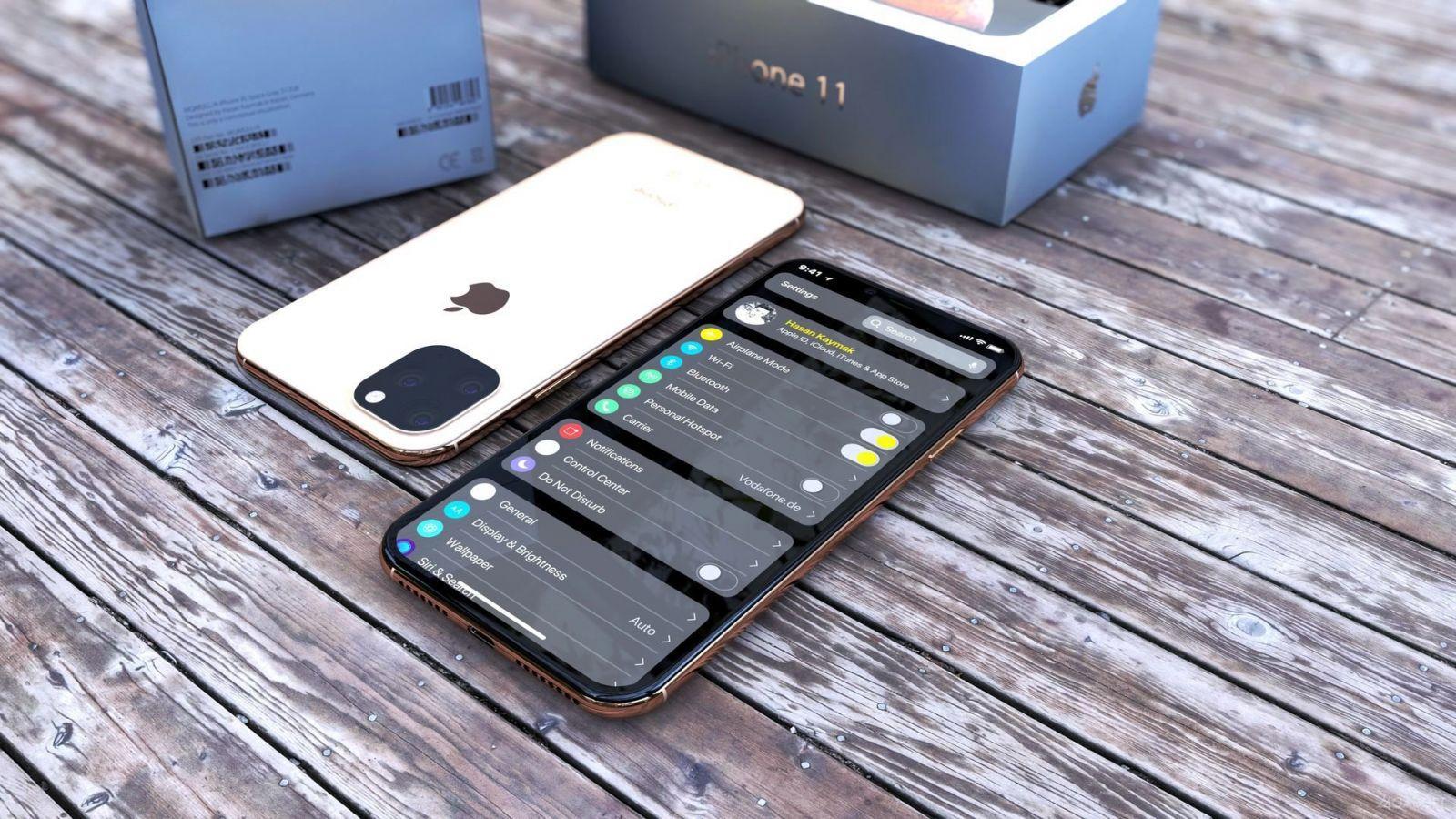 Подробности об iPhone 13 и новом iPhone SE утекли в сеть (1558950939 apple iphone 11 concept images 001)