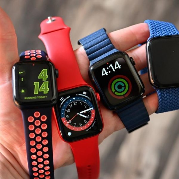 Apple выпускает обновление watchOS 7.0.3 для Apple Watch series 3 (1600946348 apple watch series 6 se ili series 3 kakie)