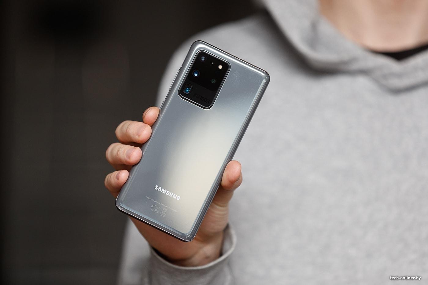 Samsung Galaxy S21 Ultra получит пентакамеру и быструю зарядку 65 Вт (1b1ea59deef1c2dda6beed614258c22a)