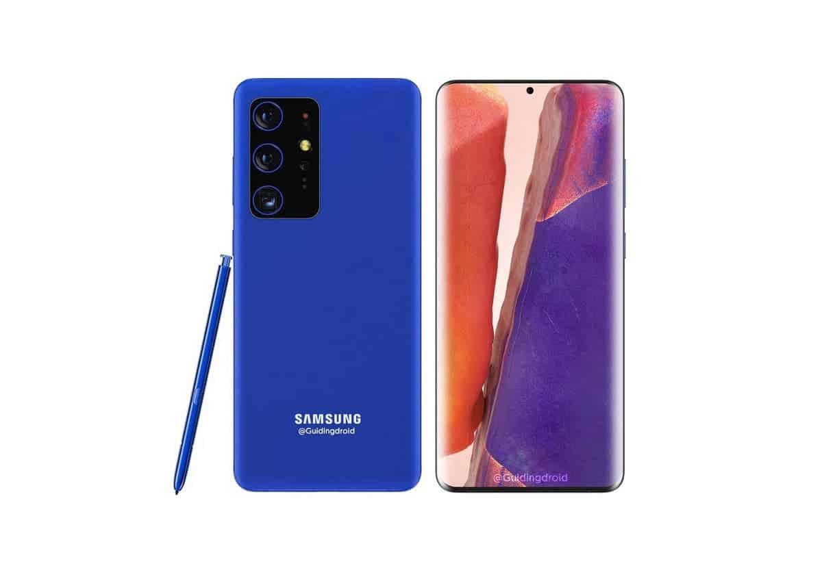 Samsung Galaxy S21 Ultra получит пентакамеру и быструю зарядку 65 Вт (20200906 073759 281 1)