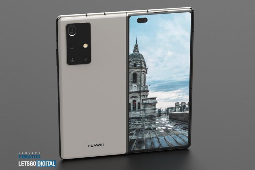 В сеть опубликовали концептуальные рендеры складного смартфона Huawei Mate X2 (30710b1ac0a95af083aa5ce356e8b984)