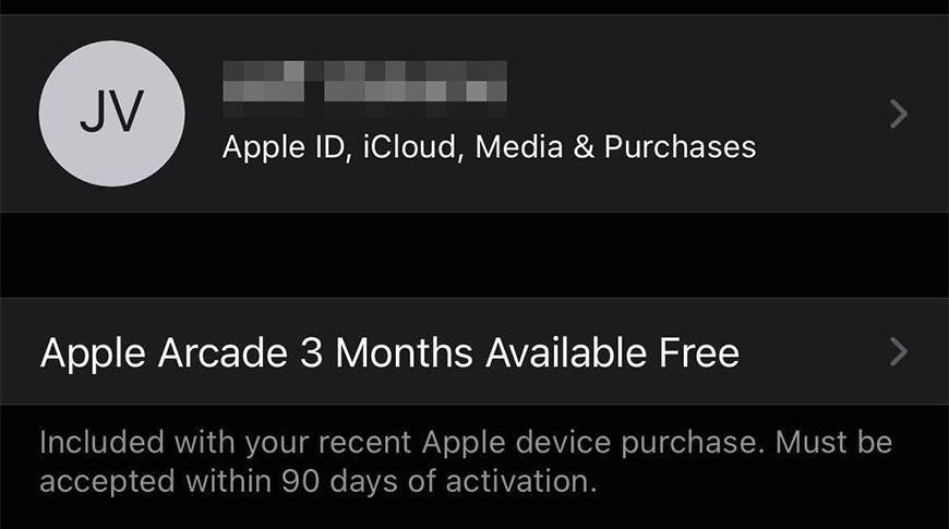 Владельцы iPhone 12 получат Apple Arcade бесплатно (38502 73186 201027 AppleArcade)