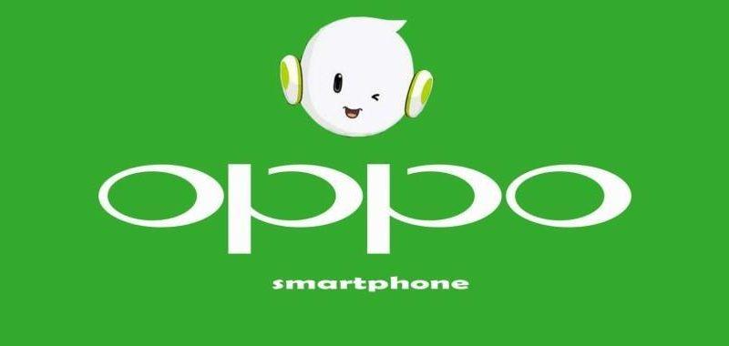 OPPO выпустила смартфон OPPO A73 (45 451622 logo oppo smartphone)
