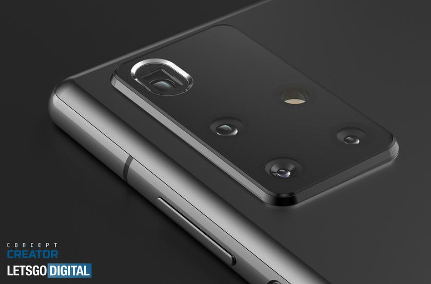 В сеть опубликовали концептуальные рендеры складного смартфона Huawei Mate X2 (57337442e98a028c9d0826a4a23dc999)