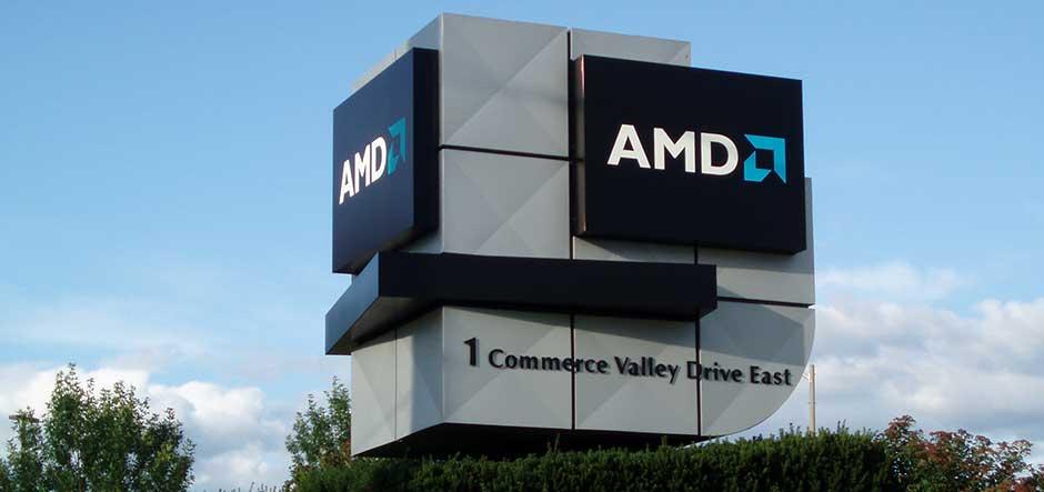 AMD купит Xilinx за 35 миллиардов долларов (AMD Logo)