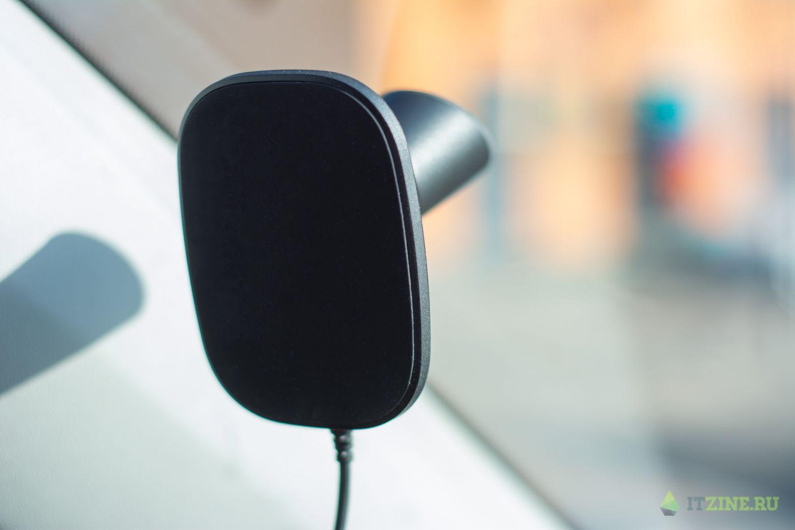 Обзор автомобильного крепления Moshi SnapTo с беспроводной зарядкой (DSC 9312 Edit)