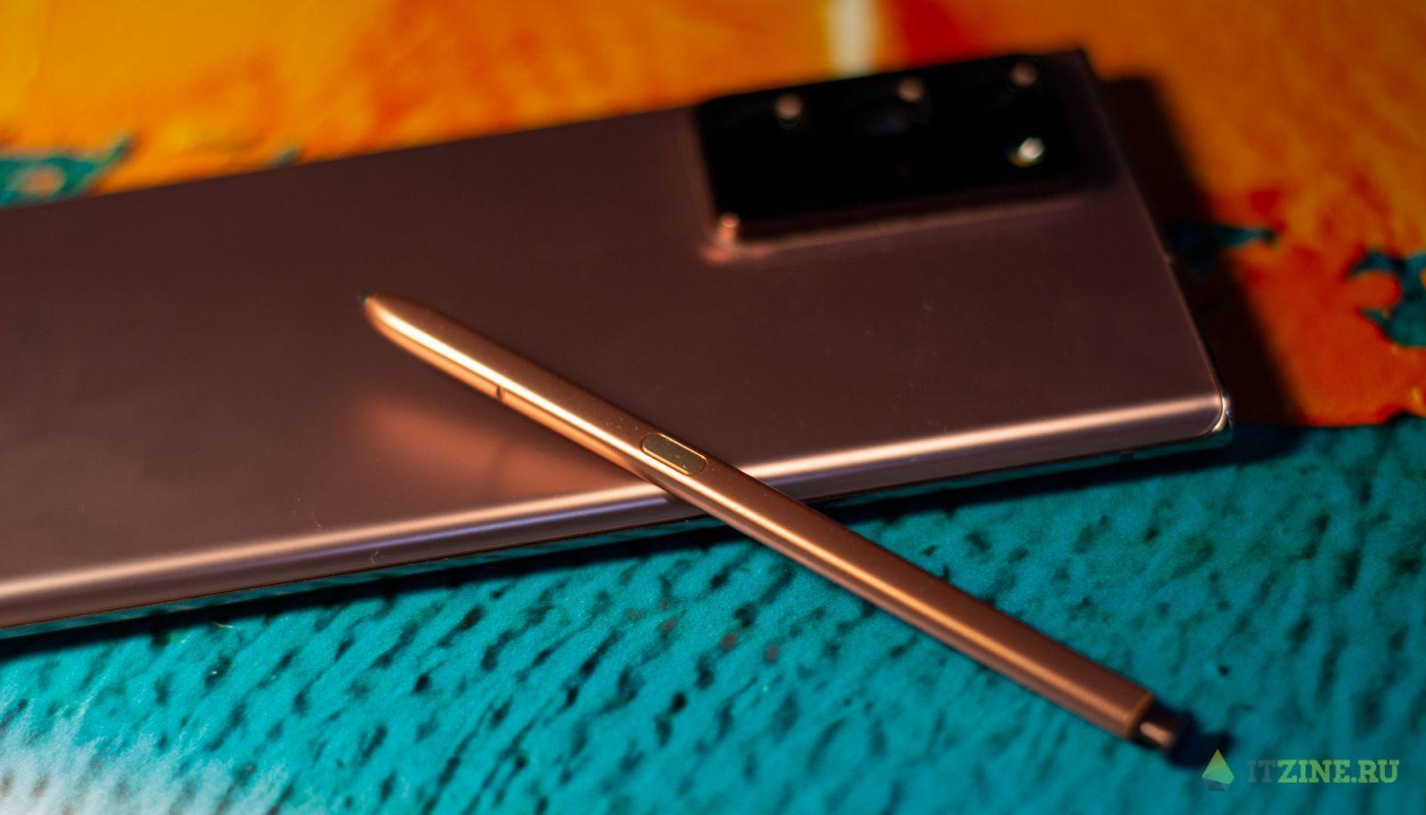 Обзор Samsung Galaxy Note20 Ultra: великолепие с нюансами (DSC 9463)
