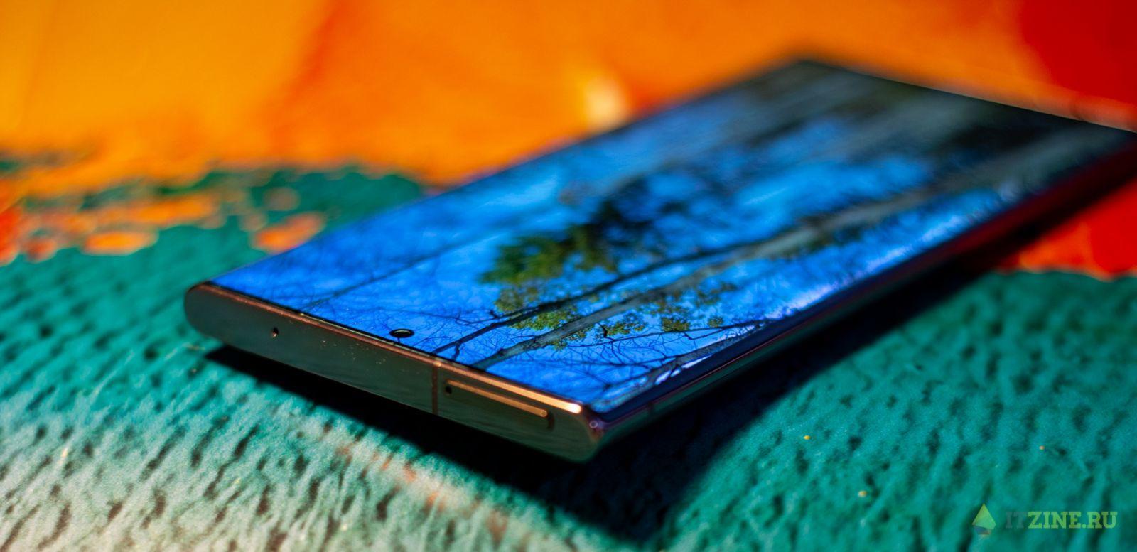 Обзор Samsung Galaxy Note20 Ultra: великолепие с нюансами (DSC 9470)