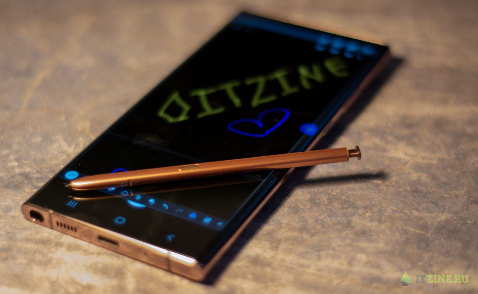 Обзор Samsung Galaxy Note20 Ultra: великолепие с нюансами (DSC 9493)