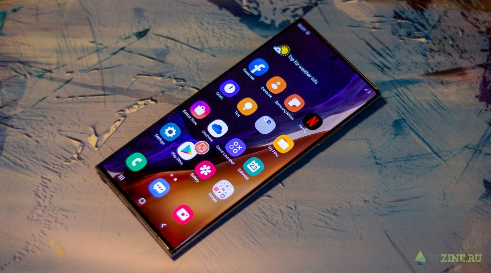 Обзор Samsung Galaxy Note20 Ultra: великолепие с нюансами (DSC 9511)