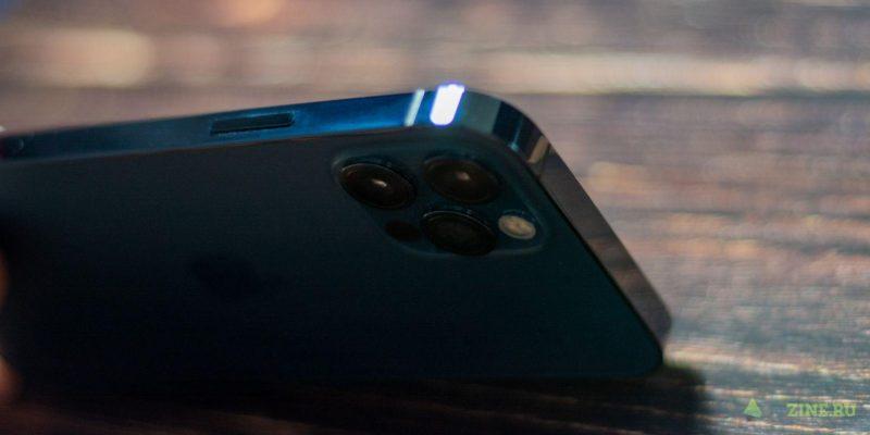 Мощный и красивый iPhone 12 Pro