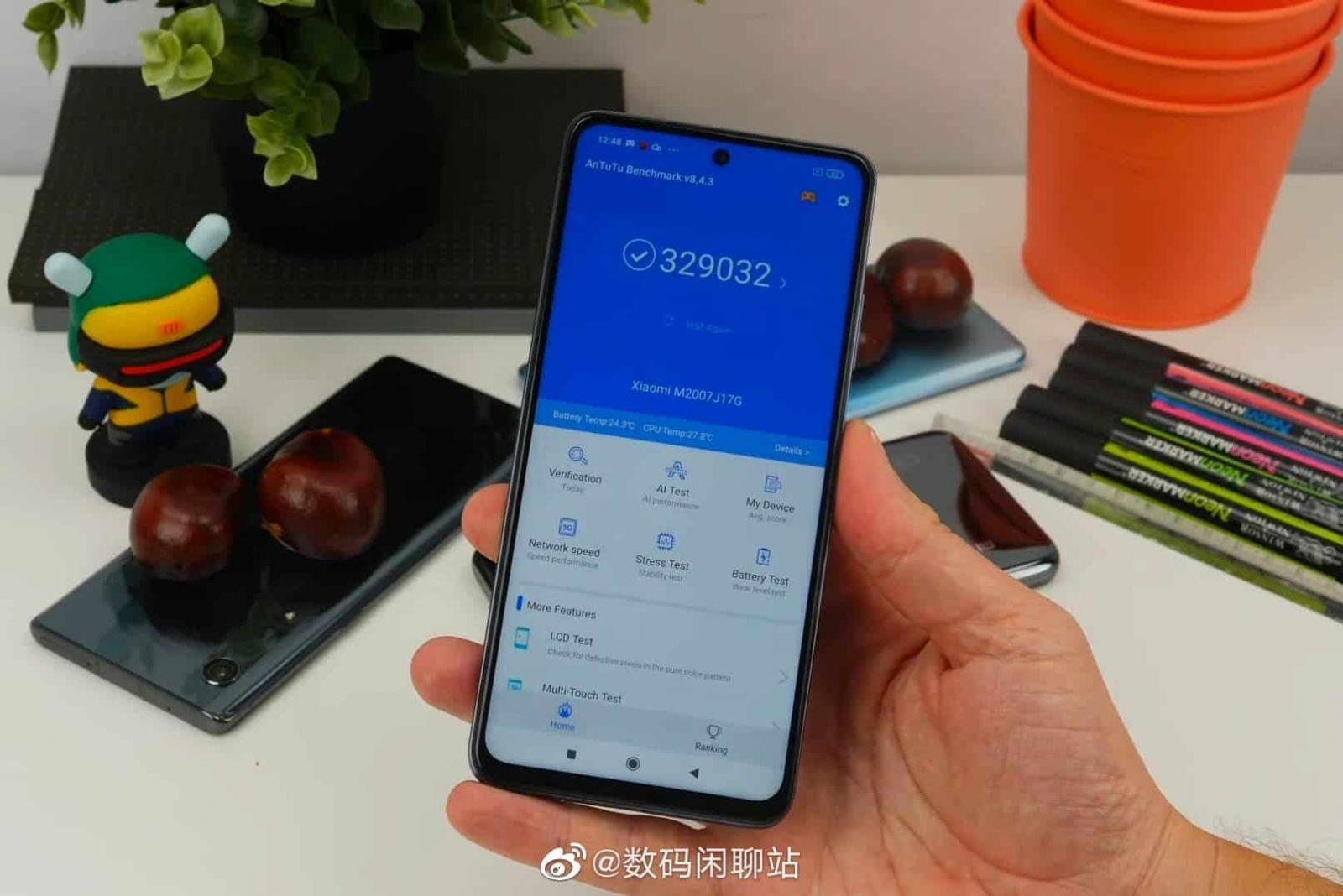 Тесты Xiaomi Mi 10T Lite показали, что новый Snapdragon 750G не хуже 765G (EjizJHkX0AULdMS)