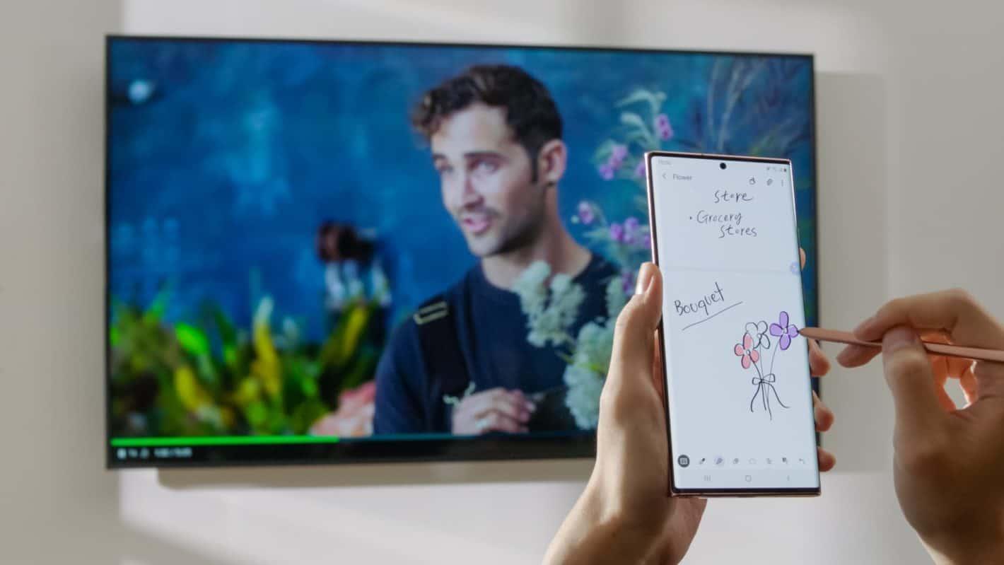 Обзор Samsung Galaxy Note20 Ultra: великолепие с нюансами (Galaxy Note20 Ultra DeX Notes 1420x799 1)