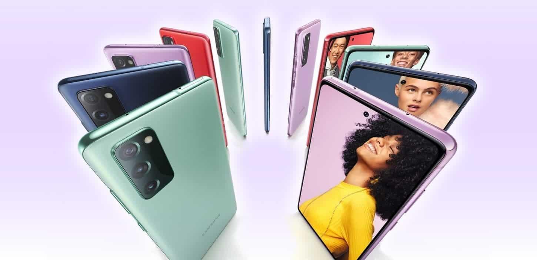 Samsung Galaxy S20 FE можно купить со скидкой 50% (Galaxy S20 FE ima)