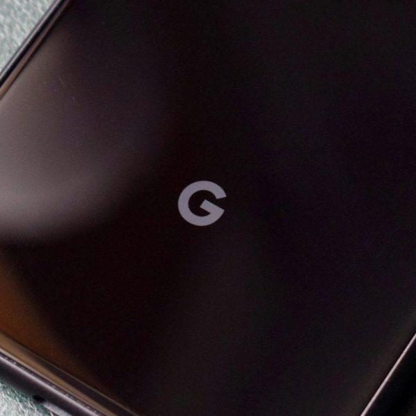 Google представил долгожданные смартфоны Pixel 5 и Pixel 4A (Google logo pixel 2)