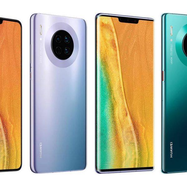 Huawei переиздала прошлогодний флагман Mate 30 Pro с новым процессором (Huawei mate 30 huawei mate 30 pro)