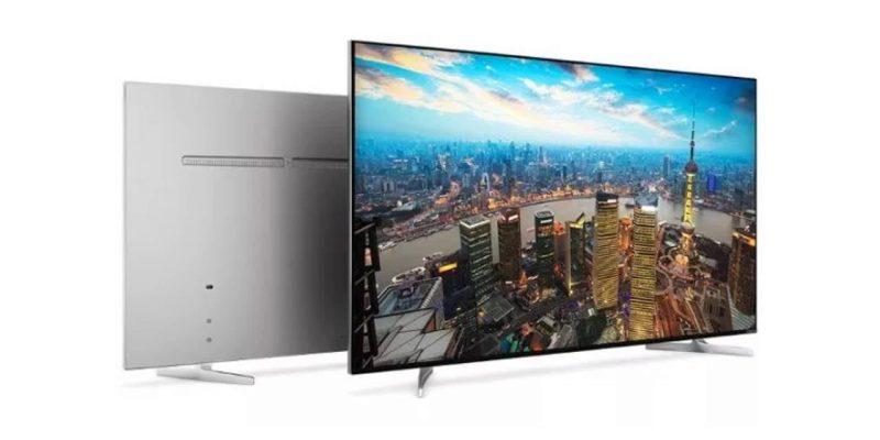 OPPO представит свой первый смарт-телевизор 19 октября (Huawei smart tv)