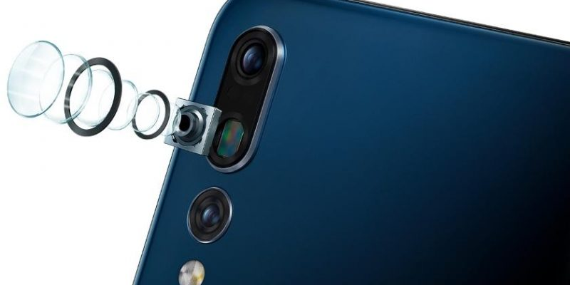 Sony и OmniVision получили лицензию на поставку сенсоров камер для Huawei (Huawei P30 Pro will get new sony sensor)