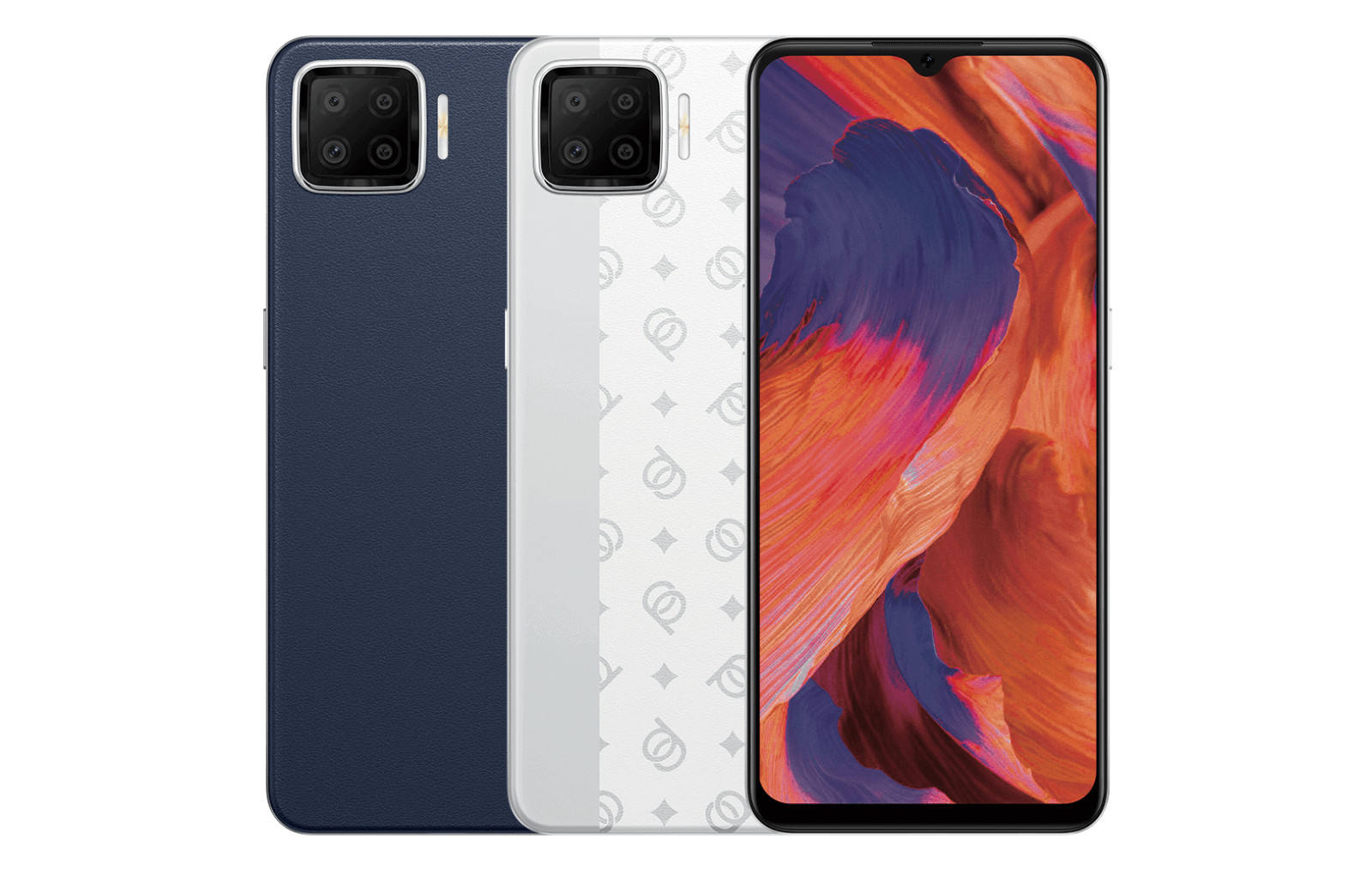 OPPO выпустила смартфон OPPO A73 (OPPO A73 Navy Blue and Classic Silver)